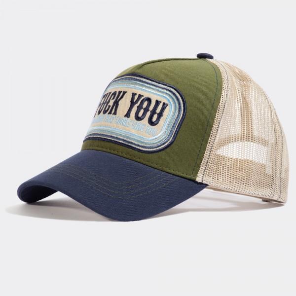 Trucker Cap »Fuck you«