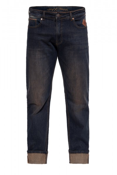 Red Selvedge Jeans mit coolem Tint Wash »Robin Selvedge«