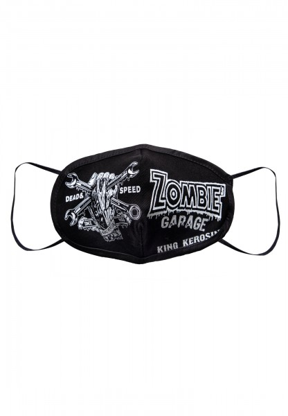 Schutzmaske »Zombie's Garage«
