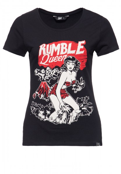 T-Shirt »Rumble Queen«