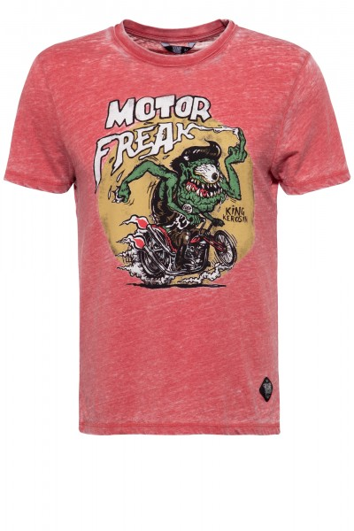T-Shirt »Motor Freak« - Bild