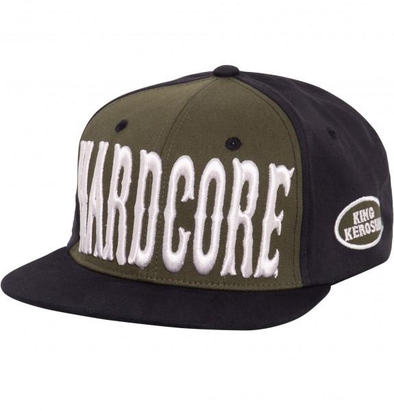 Flatbrim Cap »Hardcore 3D«