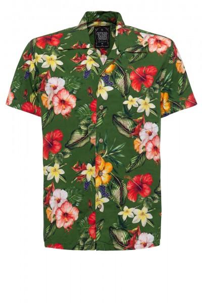 Hawaii Kurzarmhemd »Tropic«