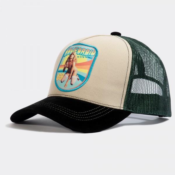 Trucker Cap »California 70s Style«