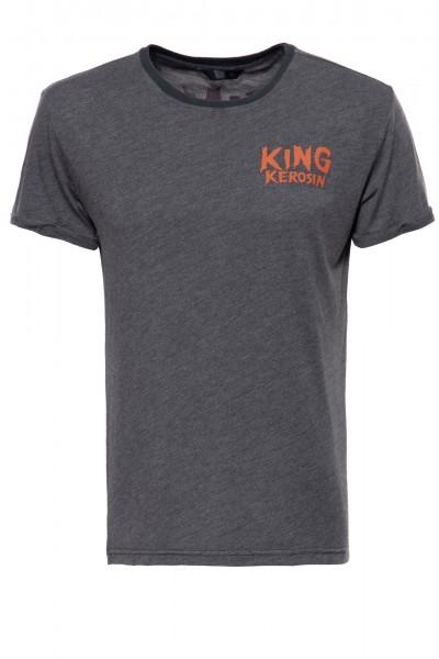 T-Shirt »King of fucking everything«