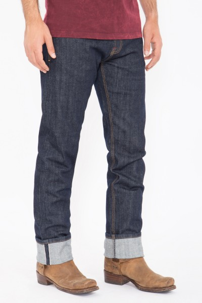 KING KEROSIN Jeanshose Selvedge 12 oz mit Stretch Robin