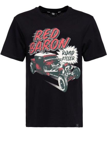 Classic T-Shirt »Red Baron Roadkiller«