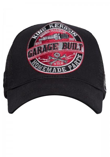 KING KEROSIN Trucker Cap mit Mesh-Einsatz Garage Built