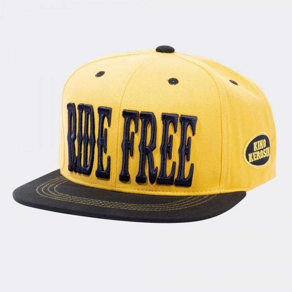 Snapback Cap »Ride Free«