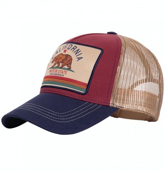 Authentische Trucker Cap »California«