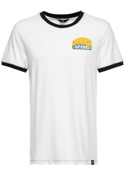 Kontrast T-Shirt »Chopper«