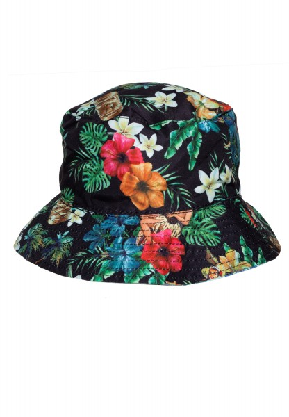 Bucket Hat »Tropical Vibes«