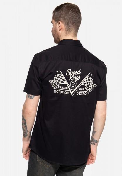 Workwear Hemd »Speed Kings«