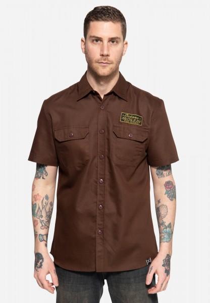 Workwear Hemd »Octane Oils«