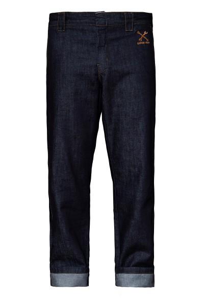 KING KEROSIN Straight Fit Jeans im Workwear-Style