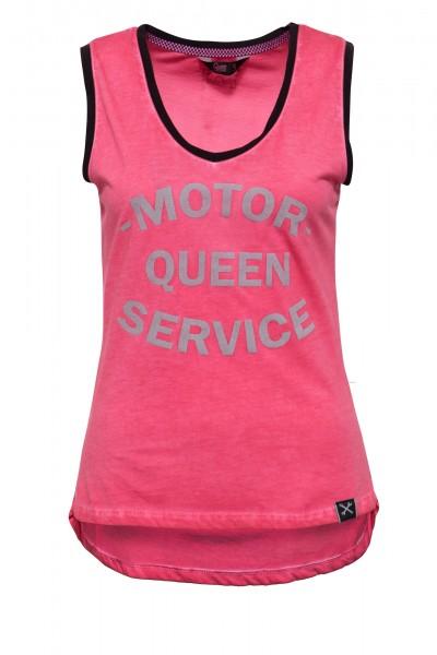 Tank-Top »Motor Queen« - Bild