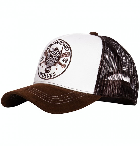 Trucker Cap »San Antonio Wolves«