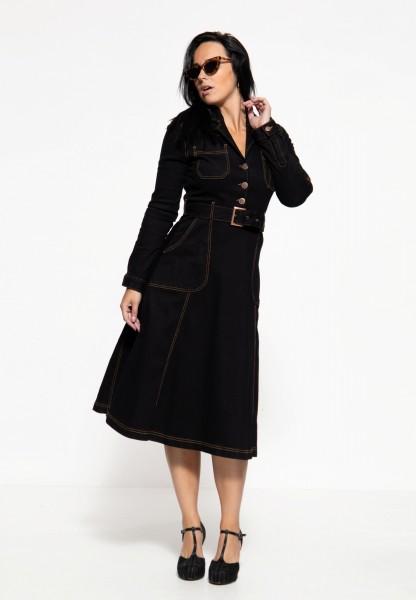 Workwear Swing-Dress »Motor Queen Service«