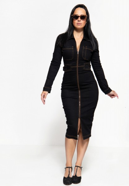 Workwear Pencil Dress