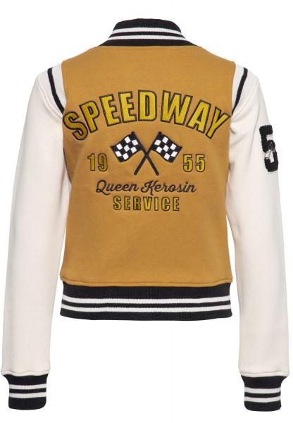 College Sweatjacke »Speedway Queens«