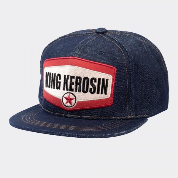 Snapback Cap »King Kerosin«