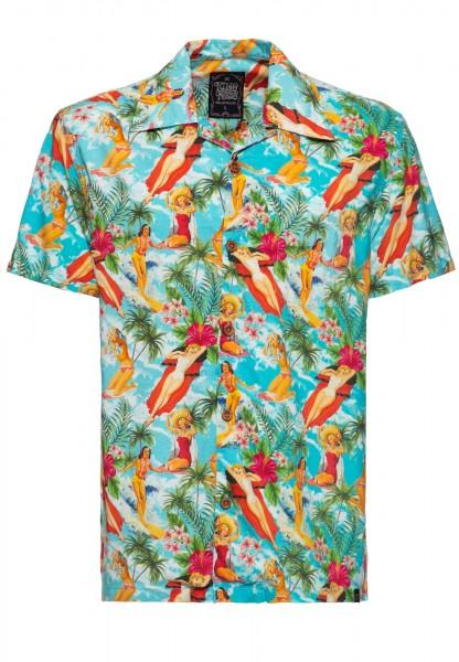 Hawaii Hemd »Vintage Summer«