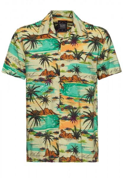 Hawaii Hemd »Tropical Sea«