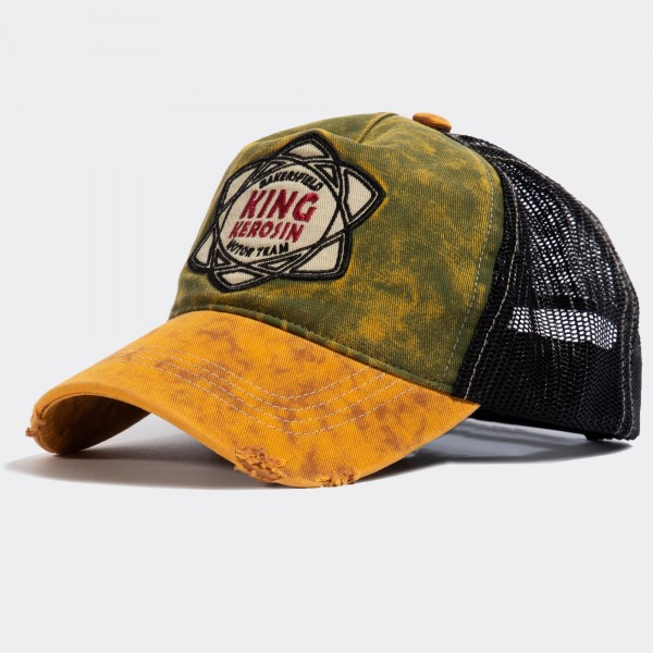 Trucker Cap im Used-Look »King Kerosin«