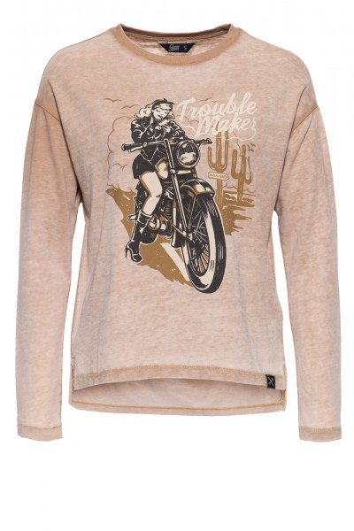 Longsleeve »Trouble Maker«