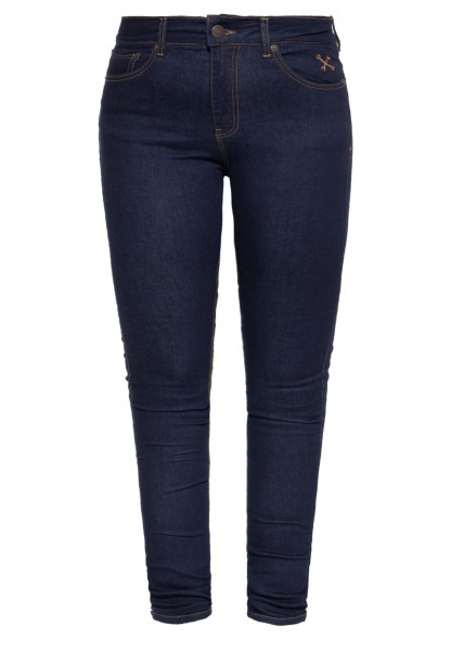 High Waist Slim Fit Jeans »Betty«