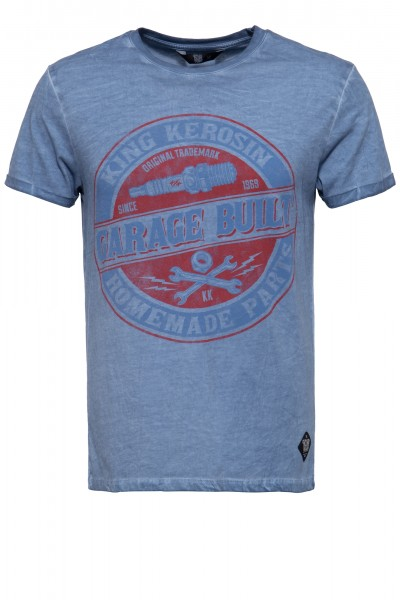 T-Shirt »Garage Built« - Bild