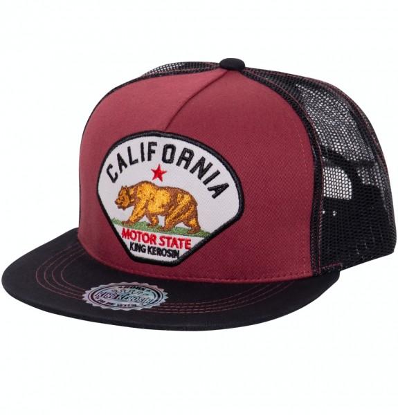 Snapback Cap »California«