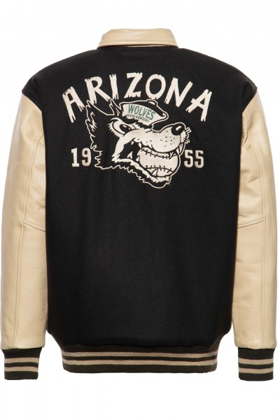 Baseball-Jacke »Arizona Wolves«
