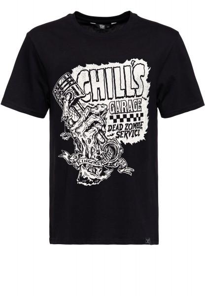Classic T-Shirt »Chills Garage«