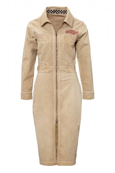 Workwear Kleid im Vintage Look »Motor Queen Service«