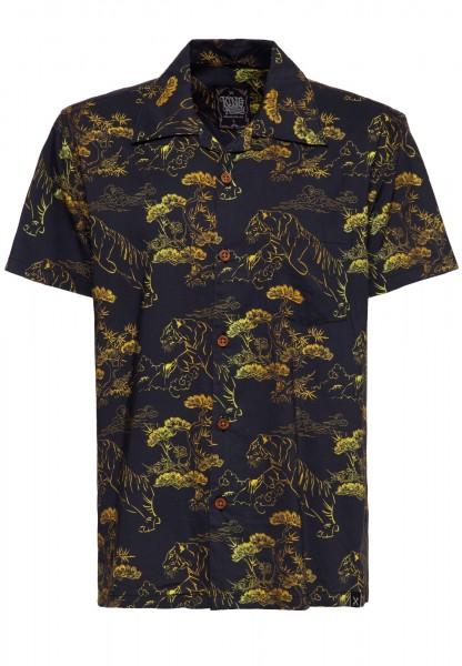 Hawaii Hemd »Asian Tiger«
