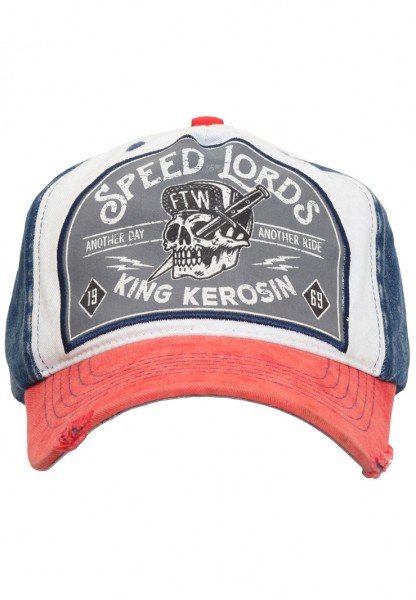 KING KEROSIN Basecap Speed Lords