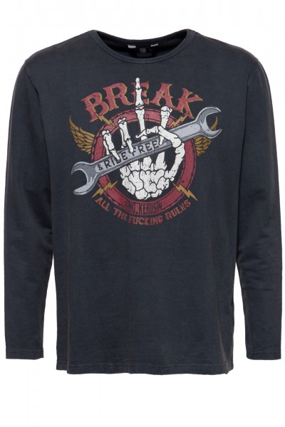 Leichter Sweater »Break«