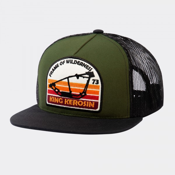 Snapback Mesh Cap »Frame of Wilderness«